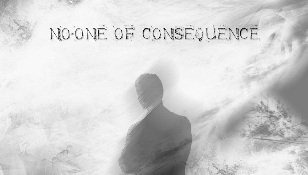 "Album artwork for ""No-one of Consequence"" by Leaving Dionysus"