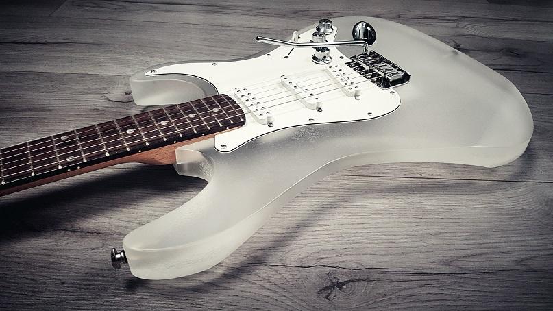 Wintercaster electric guitar body