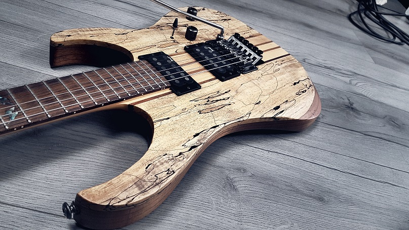 Spear Gladius guitar
