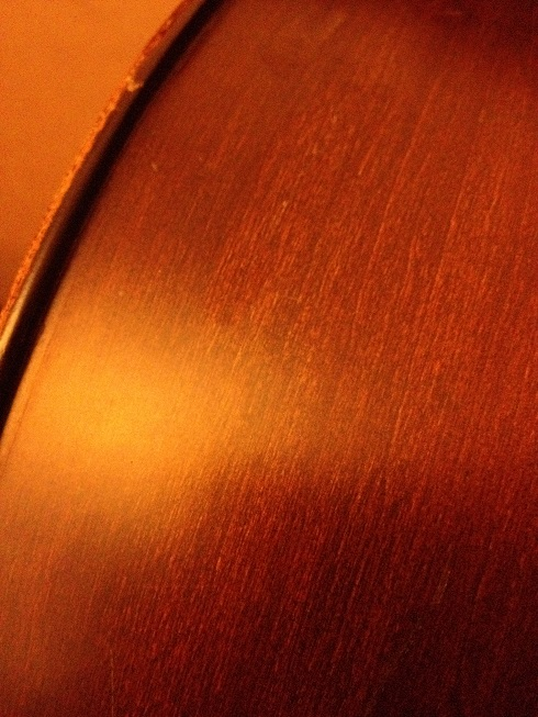 cello shoulder after repair