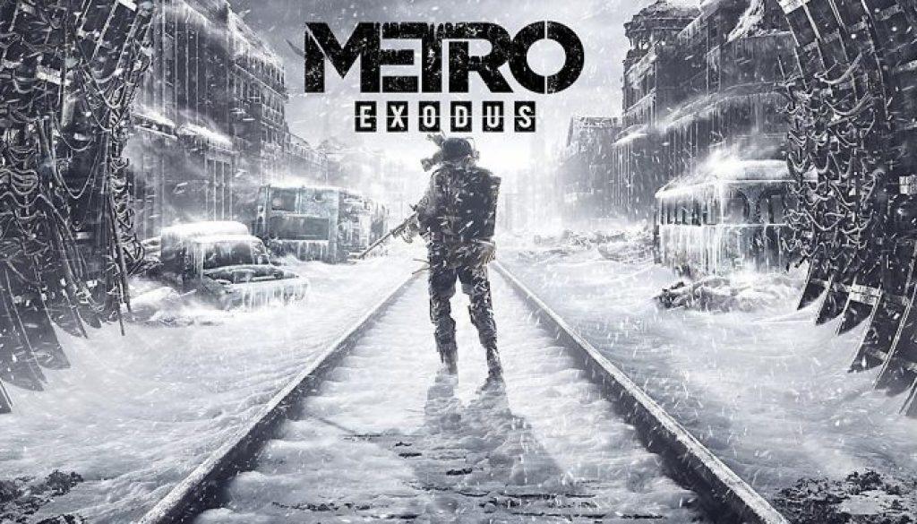 Metro Exodus Graphic